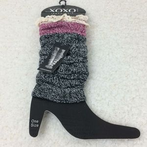 Legwarmers new with tags one size